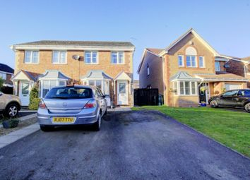 Thumbnail 3 bed semi-detached house for sale in Carlile Hill, Hemlington, Middlesbrough