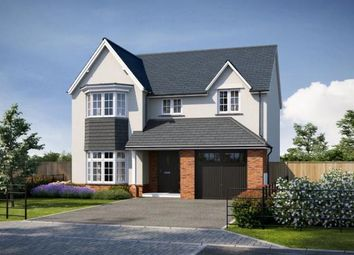 Thumbnail 4 bed detached house for sale in Launceston Road, Tavistock