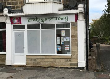 Thumbnail Retail premises to let in Cleasby Road, Menston, Ilkley, West Yorkshire