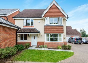 Thumbnail 4 bed detached house to rent in Chivers Road, Romsey