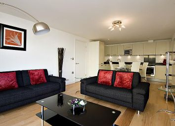Thumbnail 2 bed flat to rent in Heligan House, Watergarden, London