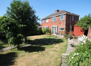 Thumbnail 3 bed semi-detached house for sale in Rutland Grove, Farnworth, Bolton