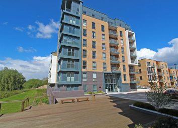Thumbnail 1 bedroom flat to rent in Skylark House, Kennet Island