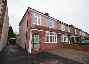 Thumbnail 3 bedroom semi-detached house to rent in The Chine, Stapleton, Bristol
