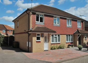 The Meadows, Bishop's Stortford, Hertfordshire CM23. 3 bed semi-detached house