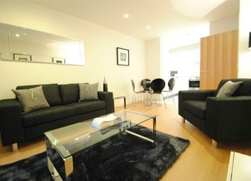 Thumbnail 1 bed flat to rent in Waterhouse Apartments, Saffron Central Square, Croydon, Surrey