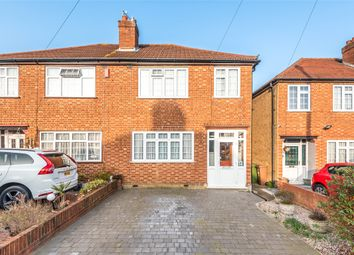 Gander Green Lane, Cheam, Sutton, Surrey SM3. 3 bed semi-detached house for sale