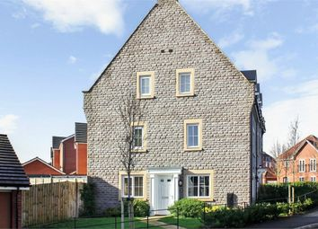Thumbnail 3 bedroom end terrace house for sale in St Augustines Drive, Weston, Crewe, Cheshire