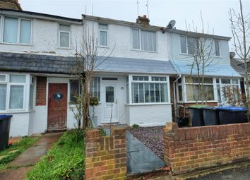 Thumbnail 3 bedroom terraced house for sale in Westmeads Road, Whitstable