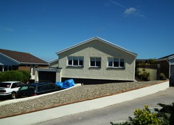 Thumbnail 4 bed detached bungalow for sale in Penarth, West Looe, Cornwall