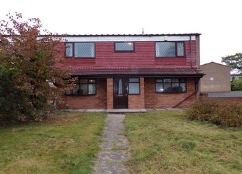 Thumbnail 4 bed end terrace house to rent in Yorklea Croft, Fordbridge, Birmingham