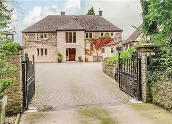 Thumbnail 4 bed detached house for sale in Overdale House, Taits Hill, Stinchcombe, Dursley, Gloucestershire