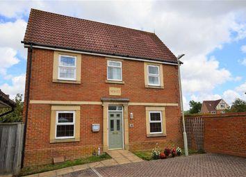 Thumbnail 3 bedroom semi-detached house to rent in Octavian Way, Ashford, Kent