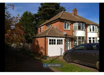 Thumbnail 3 bed semi-detached house to rent in Audley Crescent, Hereford