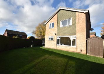 Thumbnail 4 bed detached house for sale in Malham Way, Knaresborough