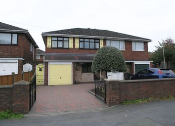 Thumbnail 3 bed semi-detached house for sale in Dudley, Netherton, Saltwells Road