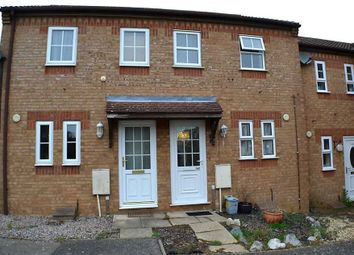 Thumbnail 2 bed terraced house for sale in Elvington, Springwood, King's Lynn
