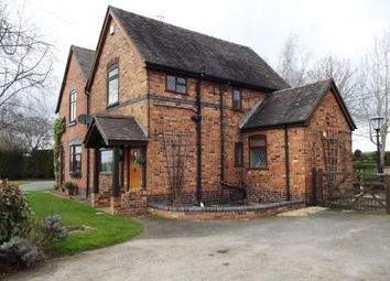 Thumbnail 2 bed detached house for sale in Warton Lane, Grendon, Atherstone, Warwickshire