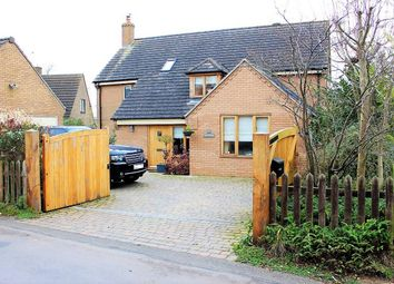 Thumbnail 4 bed detached house for sale in Bottom Lane, Bisbrooke, Oakham