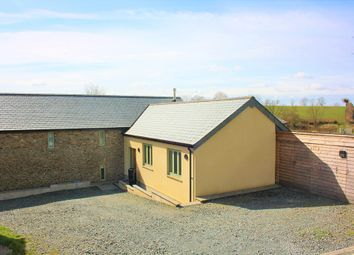 Thumbnail 4 bed barn conversion to rent in Broadwoodwidger, Near Lifton