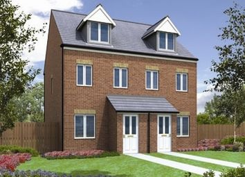 "Thumbnail 3 bed town house for sale in ""The Souter"" at Pool Lane, Bromborough Pool, Wirral"