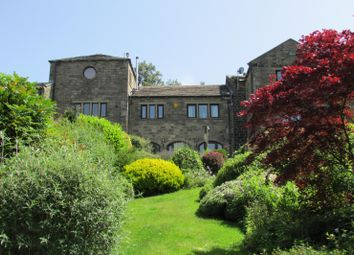 Thumbnail 3 bed terraced house for sale in Cliff Hill Court, Holmfirth