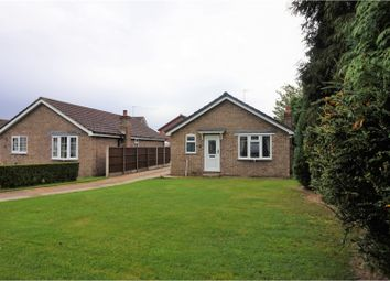 Thumbnail 3 bed detached bungalow for sale in Sycamore Road, Selby