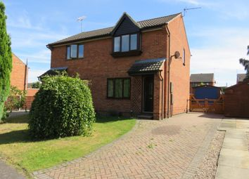 Thumbnail 2 bed property to rent in Nelson Road, New Balderton, Newark