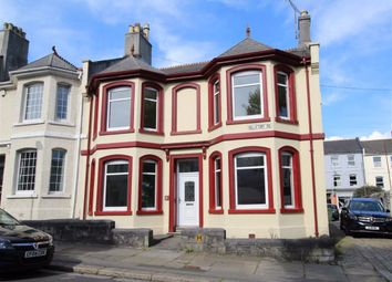 Thumbnail 3 bedroom end terrace house for sale in Valletort Road, Stoke, Plymouth