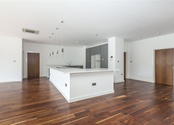 Thumbnail 3 bed flat for sale in Trafalgar Road, London
