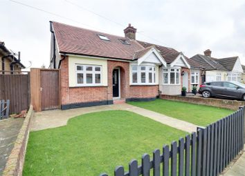 Thumbnail 3 bed semi-detached bungalow for sale in Gordon Road, Grays