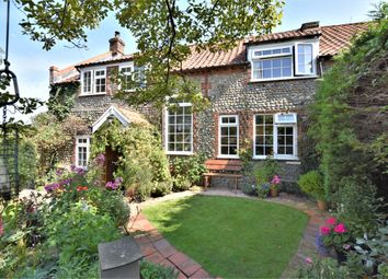 Thumbnail 4 bed cottage for sale in Jasmine Cottages, Chapel Road, Southrepps, Norwich