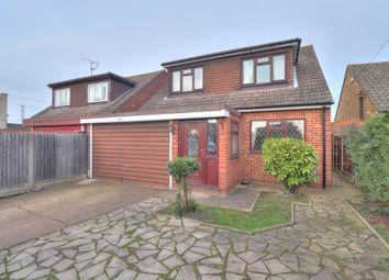 Heath Road, Orsett, Grays RM16. 4 bed link-detached house for sale