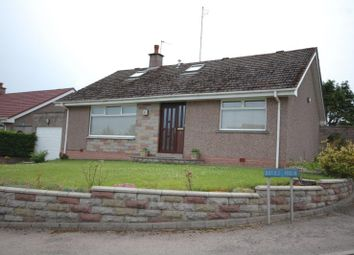 Thumbnail 4 bed detached house to rent in Bruce Walk, Redmoss, Aberdeen