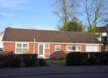 Thumbnail 3 bed bungalow for sale in Marlborough Way, Ashby De La Zouch