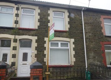Thumbnail 3 bed terraced house for sale in Richard Street, Maerdy