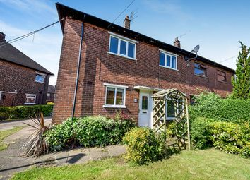 Thumbnail 3 bed semi-detached house to rent in Jesmond Grove, Blurton, Stoke-On-Trent