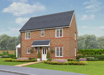 Thumbnail 3 bedroom detached house for sale in The Hope, Plot 144, Chester Road, Oakenholt