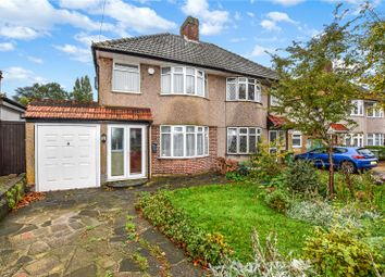 Thumbnail 3 bedroom semi-detached house for sale in Latham Road, Bexleyheath, Kent