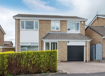 Thumbnail 4 bed detached house for sale in Ladybank, Chapel Park, Newcastle Upon Tyne