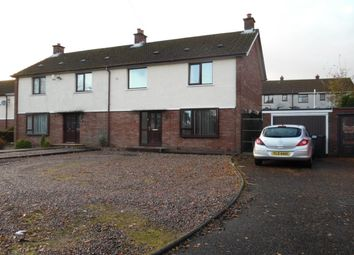 Thumbnail 3 bed semi-detached house to rent in Avondale Drive, Ballyclare