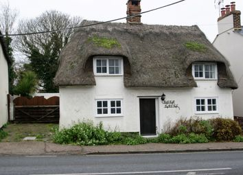 Thumbnail 2 bed cottage to rent in The Street, Takeley, Bishop's Stortford