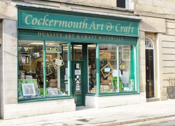 Thumbnail Retail premises for sale in 6 Main Street, Cockermouth