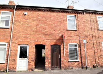 Thumbnail 4 bedroom terraced house for sale in Mill Road, Lincoln