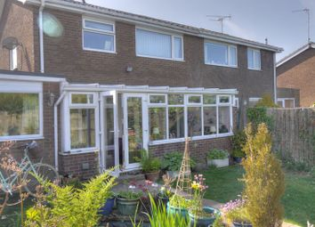 3 bed semi-detached house for sale in Ringwood Drive, Cramlington NE23