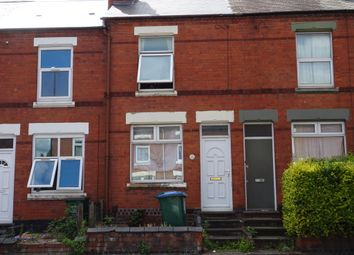 Thumbnail 3 bed terraced house to rent in Swan Lane, Stoke, Coventry