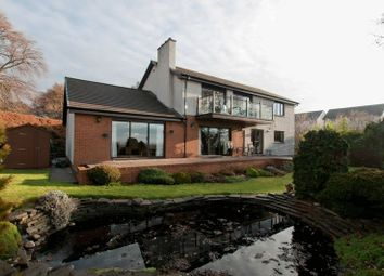 Thumbnail 5 bed detached house for sale in Claremont, Alloa