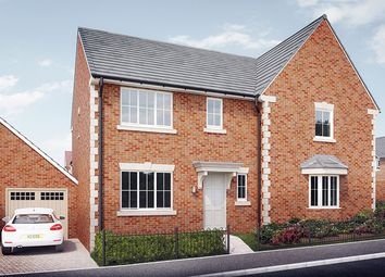 "Thumbnail 3 bedroom property for sale in ""The Hartley"" at Coxwell Road, Faringdon"