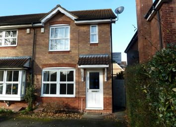 Thumbnail 2 bed end terrace house to rent in Braunston Close, Sutton Coldfield