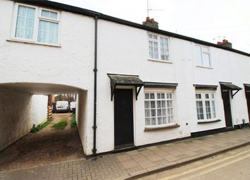 Thumbnail 2 bedroom terraced house for sale in Crown Walk, St. Ives, Huntingdon